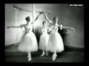 'Pas de Quatre' Gruzdeva Sanina, Kolpakova, Moiseeva and Udalenkova 1964