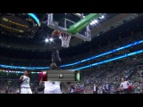Dwyane Wade Dunk Got Rejected By The Rim