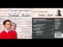 Boy alto soloist of Knabenchor der Chorakademie Dortmund sings Pergolesi Stabat Mater Quae Maereb