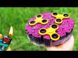Amazing Experiment Fidget Spinner &amp 1000 Petard