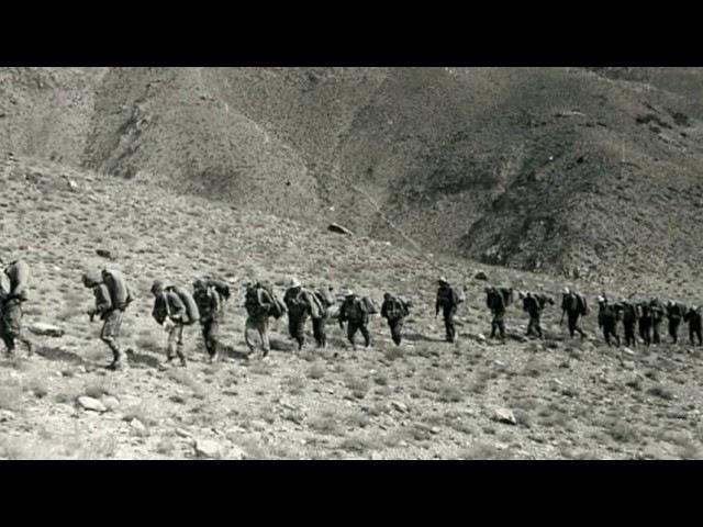 Афган без ретуши Костя Феделеш