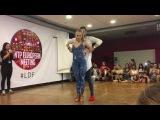 Daniel y Anita bachata Latin dance festival 2016