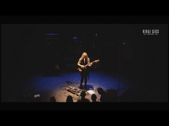 Sylvaine - 8 - Silent Chamber, Noisy Heart - Live@Monteray, Kiev [17.03.2017]