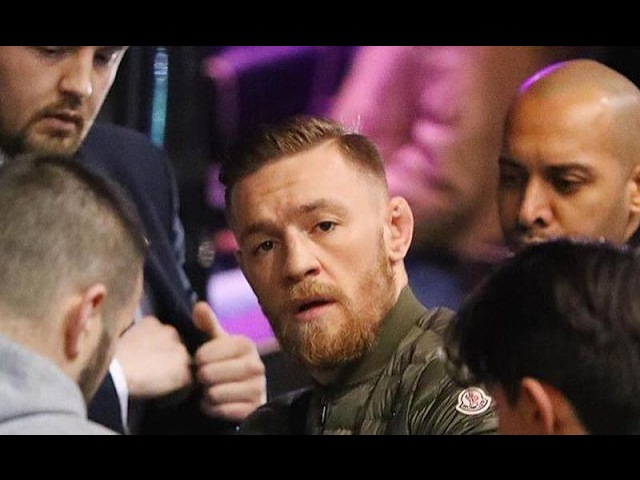Conor McGregor told how much time he needs to place in the knockout Mayweather