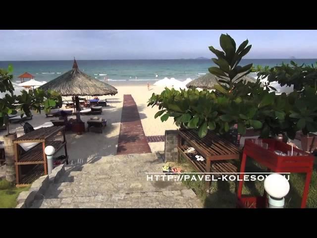2015 09 03 ✈ Dessole Sea Lion Beach Resort Spa Hotel 4* Вьетнам НяЧанг Nha Trang обзор отеля