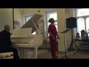 Le temps des lilas Elizaveta Sveshnikova soprano Alexey Shakitko piano 31 03 2017