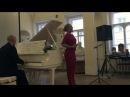Zdes´Kharosho Elizaveta Sveshnikova soprano Alexey Shakitko piano