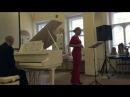 Habanera Elizaveta Sveshnikova soprano Alexey Shakitko piano