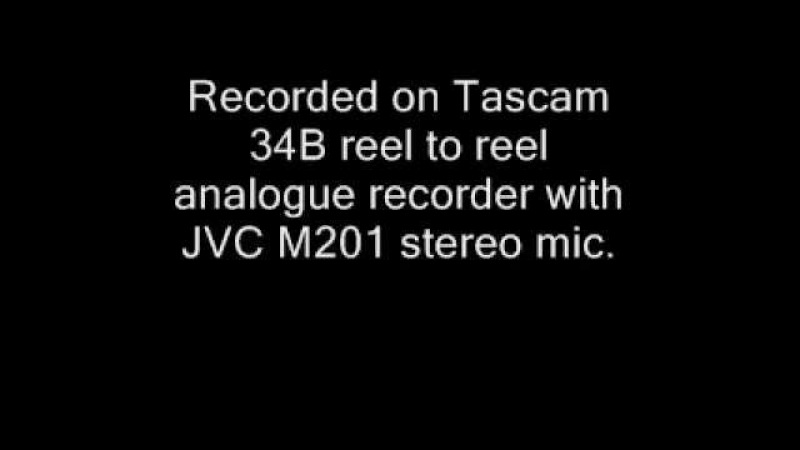 Comparison of analogue vs digital and JVC, Zoom and Takstar mics