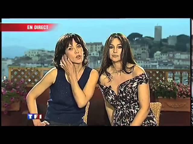 Sophie Marceau et Monica Bellucci font une 2009
