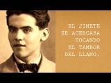 El Romancero Gitano - Romance de la Luna, Luna - Federico Garc