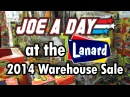 Joe A Day Lanard Warehouse Toy Sale 2014 Report