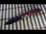 EDC folding knife (складной нож) Enlan L04