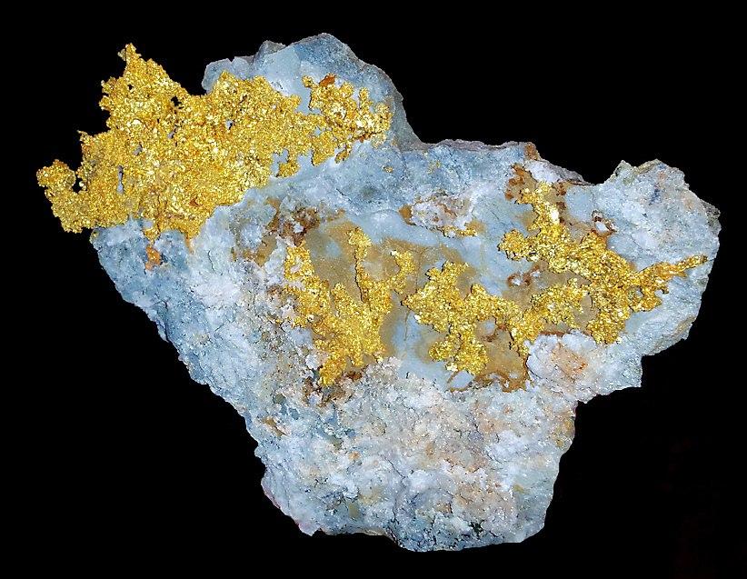 Земля рудник: генная инженерия материи, добыча золота