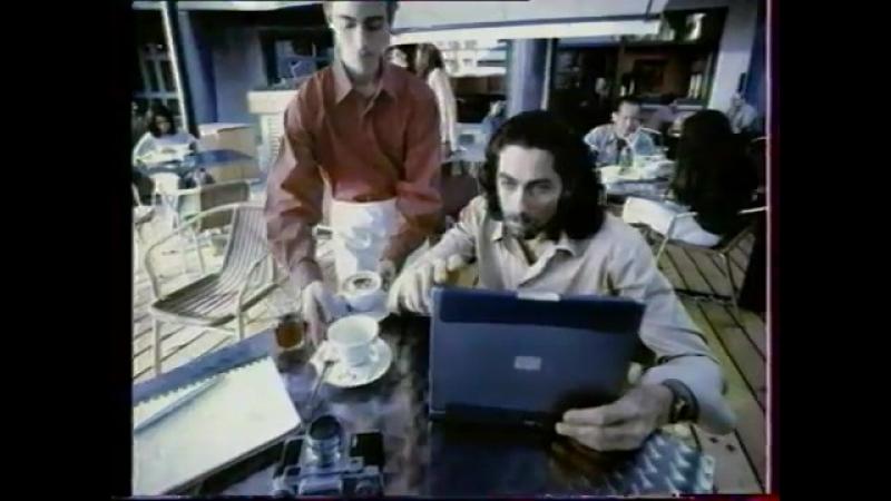 (staroetv.su) Реклама (М1, лето 2002) Билайн GSM, Мотилиум, HP, Тэфи 2002, Юнис