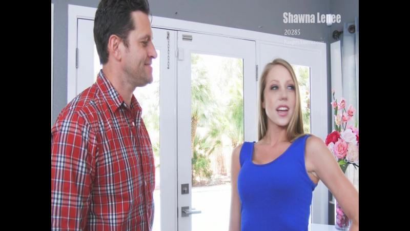 Busty MILF pornstar Shawna Lenee giving handjob and blowjob in shower № 201682 без смс