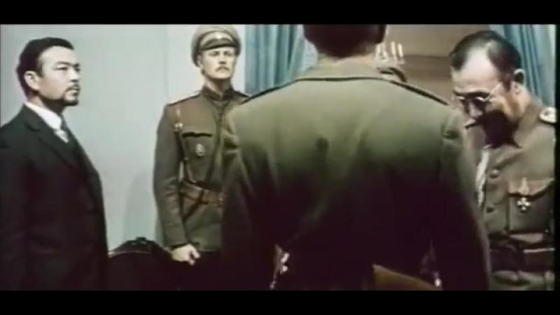 Конец атамана 1970 СССР 1 и 2 серии драма