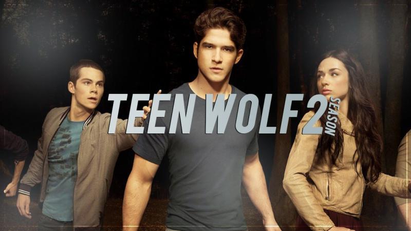 Волчонок Teen Wolf 2 сезон