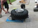 Полевые методы бортировки колеса