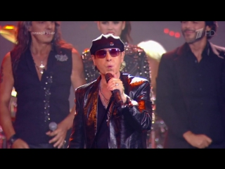 Scorpions и Все участники - Wind of Change | Белые ночи Санкт-Петербурга 2017