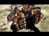 One punch man - Сайтама против Киборга (Геноса). 5 серия [1080p Full HD] [Русская озвучка]