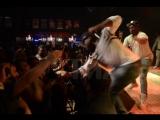 Рэпер 50 Cent ударил поклонницу во время концерта
