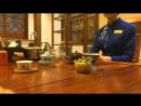 Чайная церемония в Дунгуань Китай Пьём шу пуэр 2004