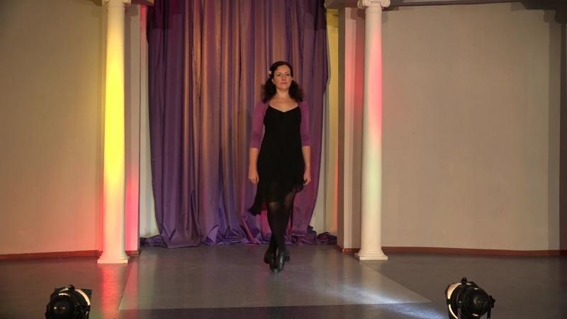 Студия ирландского танца Шамрок, Юлия Косминская