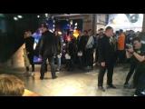 Автограф-сессия Anacondaz в Adidas Originals (Москва)