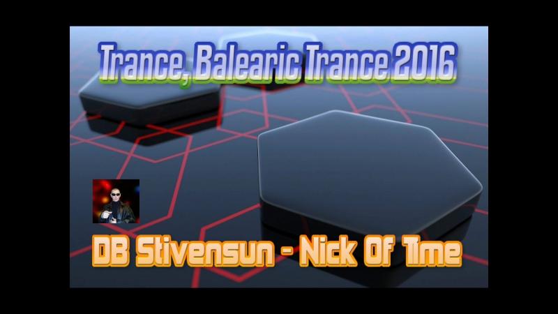 DJ Befo / DB Stivensun - Nick Of Time