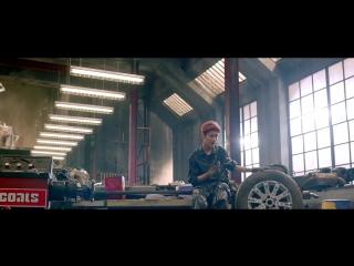 LuHan鹿晗_On fire_Official MV