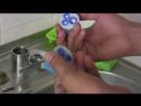 Как разобрать ремонт флажкового однорычажного смесителя с заменой картриджа своими руками mp4