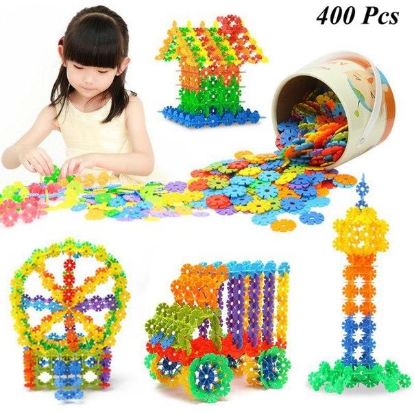 Крутой развивающий конструктор! 🙄 https://ru.aliexpress.com/store/product/400-Pcs-3D-Puzzle-Jigsaw-Plastic-Snowflake-Building-Blocks-Building-Model-Puzzle-Educational-Intelligence-Toys-For/1283237_32666628064.html?detailNewVersion=&categoryId=200001392
