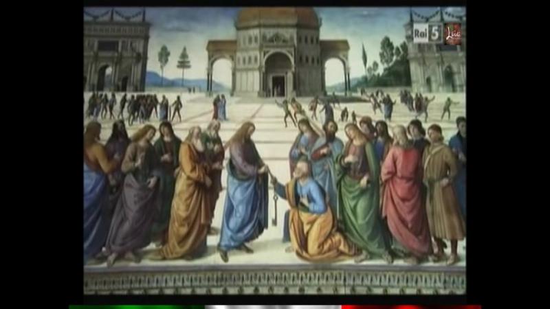 L'ARTeV - Raffaello e Michelangelo (nei musei vaticani) - Puntata1