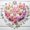 «Elite Decor» Броши, украшения, бумага , цветы