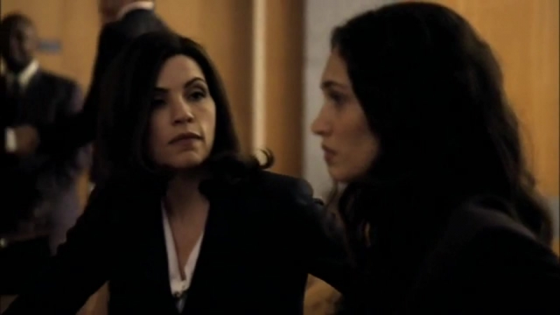 The Good Wife 01x02 - court ruling