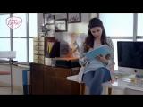 Прачи Десаи. Реклама леггинсов «Lyra LUX».