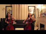 Twin Bees - Tina Guo  Ting Guo play the Flight of the Bumble Bee