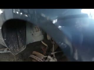 Замена амортизаторов на Lada Granta