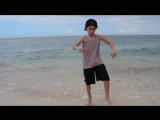 Justin Bieber- Beauty And A Beat (Cover by 10 yr. old JohnnyO)