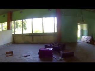 ЗАБРОШЕННЫЙ ДЕТСКИЙ ЛАГЕРЬ-' ЛЕТО 'СТАЛК-abandoned children's camp in Russia
