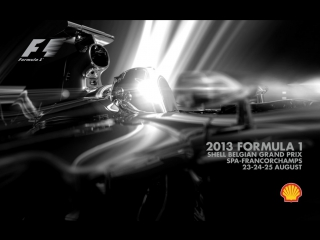 F1 2013. 11. Гран-При Бельгии, гонка