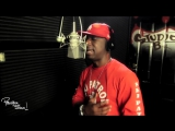 DJ Premier Presents׃ Ras Kass - Bars in the Booth (Session 8)