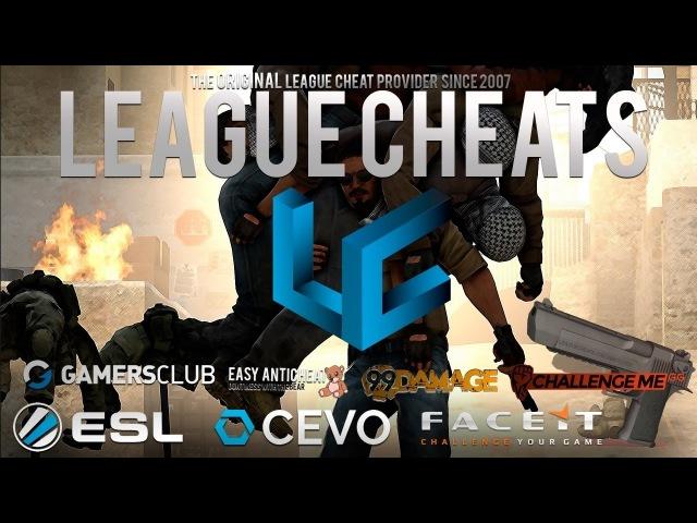 LeagueCheats | CSGO Cheat | VAC FaceIT EAC ESL Challengeme Gamersclub CEVO GFinity 99damage