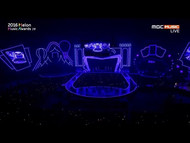 멜론뮤직어워드 방탄소년단 피땀눈물불타오르네(MELON MUSIC AWARD BTS Blood sweet and tearsfire