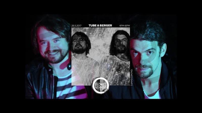 Tube Berger Live From DJMagHQ