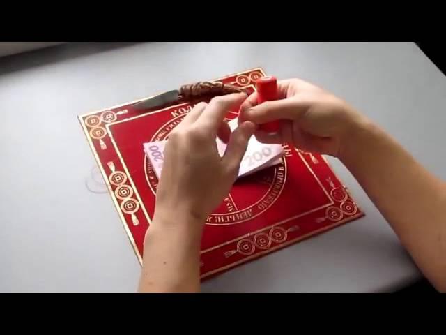 Денежный ритуал Красная нить online video cutter com