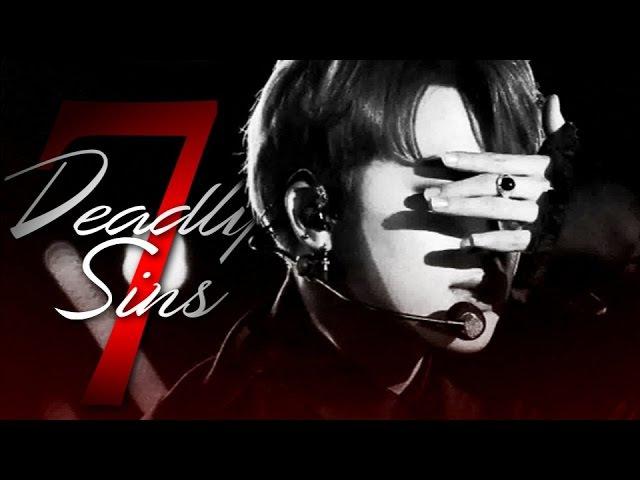 Bangtan | seven deadly sins ;;