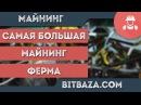 Майнинг: самая большая биткоин(Bitcoin) ферма в России