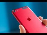 Компания Apple представила красный iPhone 7 и новый iPad